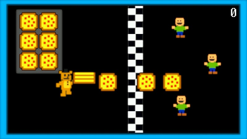 Freddy Fazbear's Pizzeria Simulator is Available on Steam for Free