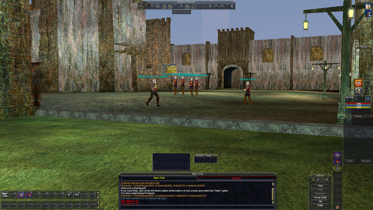 The Original EverQuest Has Not Aged Well