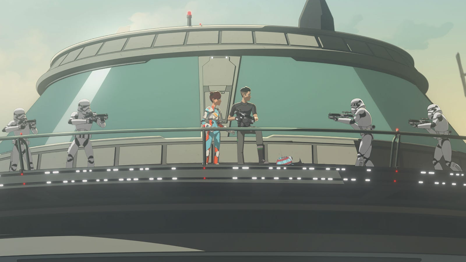 Star Wars Resistance Season 1 Finale Questions Answered