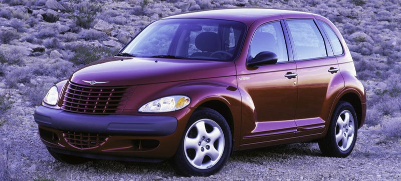 Illustration for article titled Comment Of The Day: In Defense Of The PT Cruiser Edition