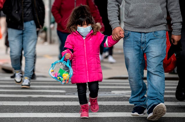 Journal Retracts Flawed Study That Claimed to Show Face Masks Harm Kids