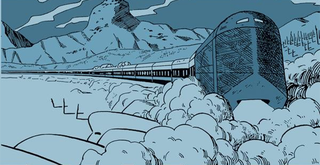 Illustration for article titled The Snowpiercer Comic Is Pretty Damn Good