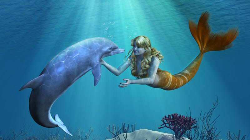 Illustration for article titled Government Agency Destroys Our Dreams by Revealing That Mermaids Aren't Real