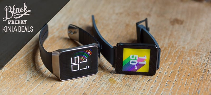 Illustration for article titled Put Android Wear on Your Wrist for $100, Plus More Wearables