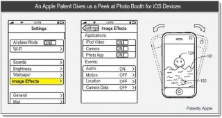 Illustration for article titled Is this Apple Patent Proof That Photo Booth Is Coming to iOS?