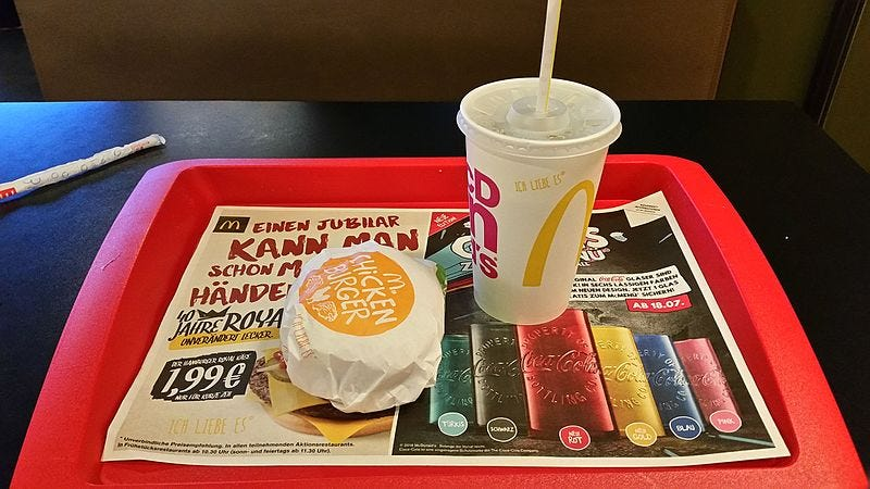 Illustration for article titled El secreto de la Coca Cola en McDonalds: por qué sabe diferente a cualquier otro establecimiento