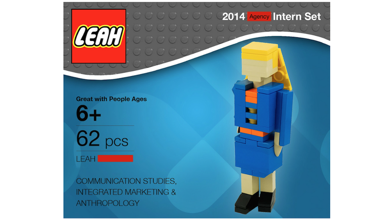 Illustration for article titled Woman Applies for Internships With a Tiny Lego Version of Herself