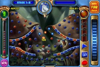 Illustration for article titled Peggle iPhone Micro-Review: Touching Balls Never Felt So Good