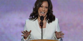 Kamala Harris (Stan Honda/AFP/Getty Images)