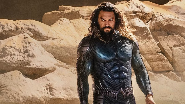 Aquaman 2 s New Suit Is Stealthy and Laden With Abs