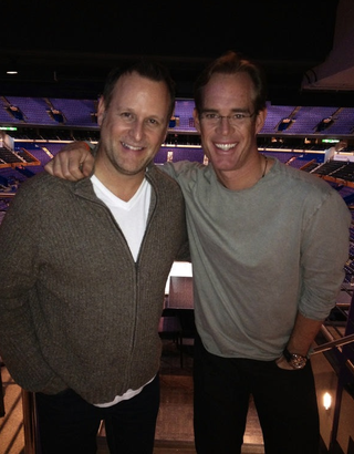 Illustration for article titled If You Weren't Hanging Out With Joe Buck And Dave Coulier Last Night, You're Nobody