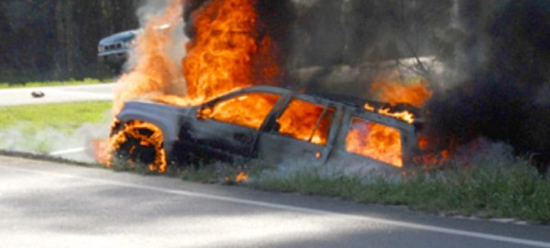 Illustration for article titled Fiat Chrysler Out $150 Million Over Boy's Jeep Grand Cherokee Fire Death