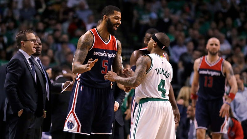 Bad Boys: why Celtics-Wizards is the next big East rivalry