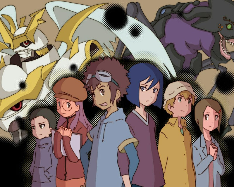Illustration for article titled Saturday (Errr Thursday) Morning Cartoons - Digimon Season 2
