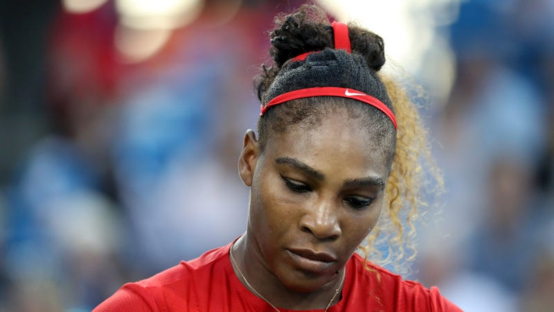 Illustration for article titled Serena Williams Learned Her Half-Sister's Killer Was Out Of Prison Just Before Her Worst Loss Ever
