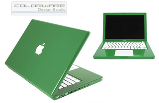 Illustration for article titled Colorware MacBooks Now Available
