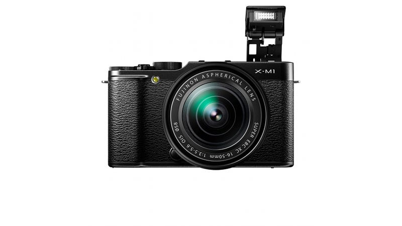 Illustration for article titled The New X-M1 Is Fujifilm's Cheapest Mirrorless Camera Yet