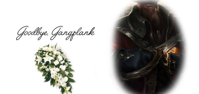 Illustration for article titled League Of LegendsJust Killed Off A Champion