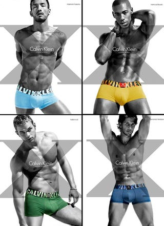 Illustration for article titled Calvin Klein Underwear Baits Twihards And True Blood Fans