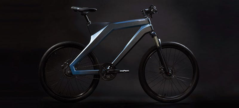 Illustration for article titled China's Answer to Google Is Building This Stealthy Smart Bike