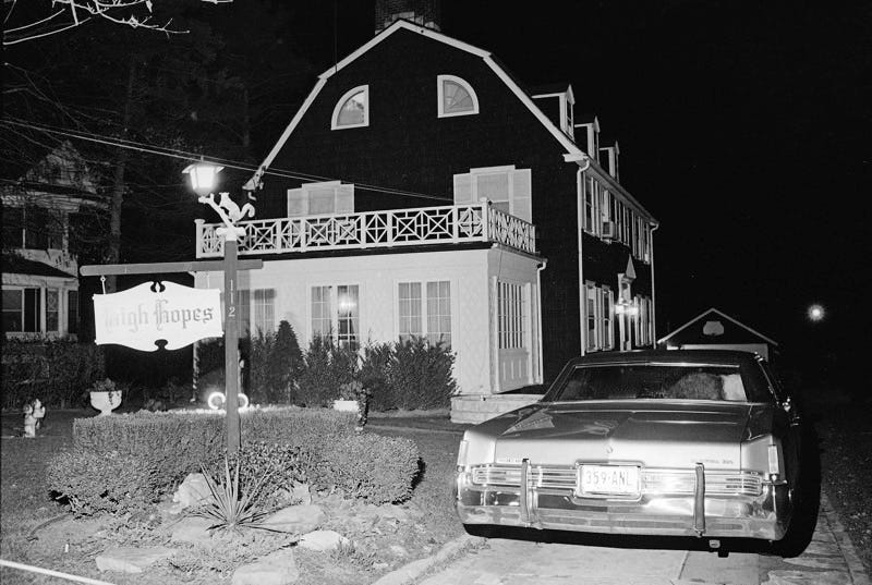 Get Out The Amityville Horror House Is Back On The Market
