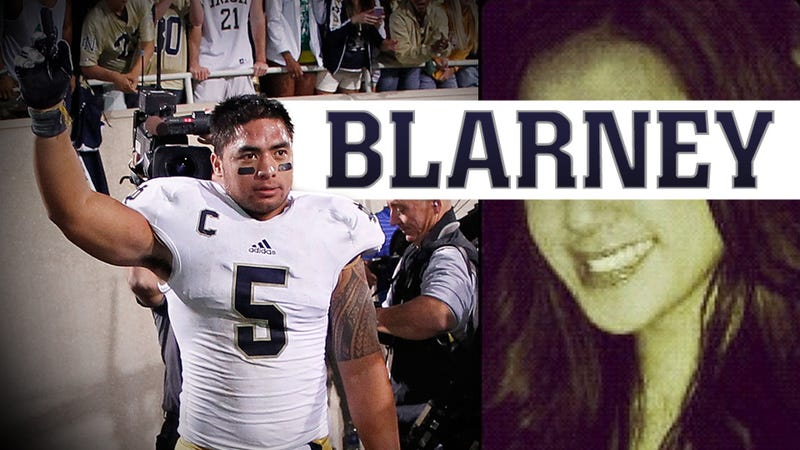 Illustration for article titled Manti Te'o's Dead Girlfriend Isn't Real, And Everything Else You Need To Know About One Of The Craziest Sports Stories Ever