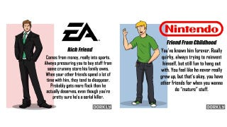 Illustration for article titled Video Game Makers Aren't Your Friends. But If They Were ...