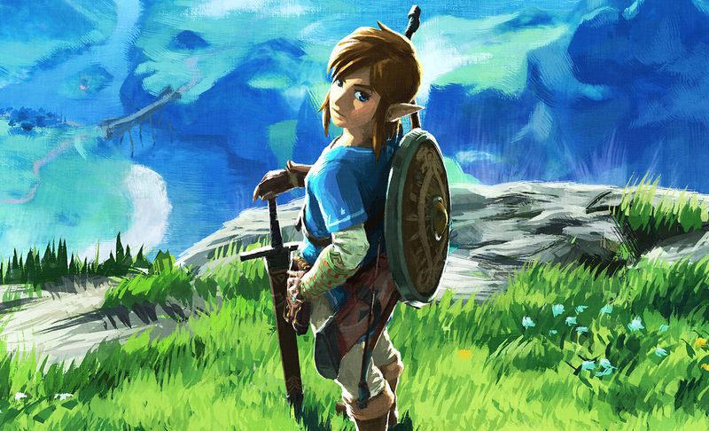 Illustration for article titled Link's Full Name Is 'Link Link,' Miyamoto Says
