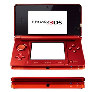 Illustration for article titled Rumor: 3DS Allows Game Installs?