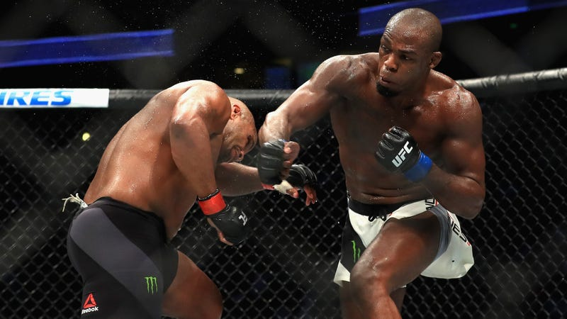 UFC Legend Jon Jones Tests Positive for Steroids (Again)