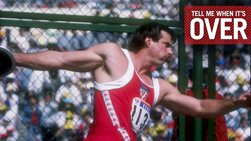 Illustration for article titled What The Discus Can Teach You About Life: Lessons From One Of America's Greatest Throwers