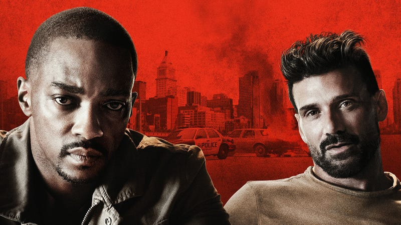 Illustration for article titled It's a Falcon and Crossbones MCU reunion in the trailer for Netflix's Point Blank