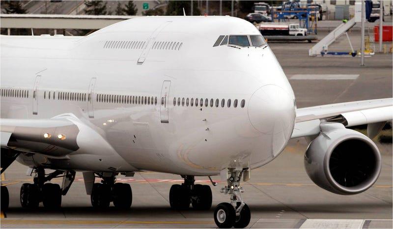 Illustration for article titled El próximo Air Force One será el Boeing 747-8, pero no para Obama
