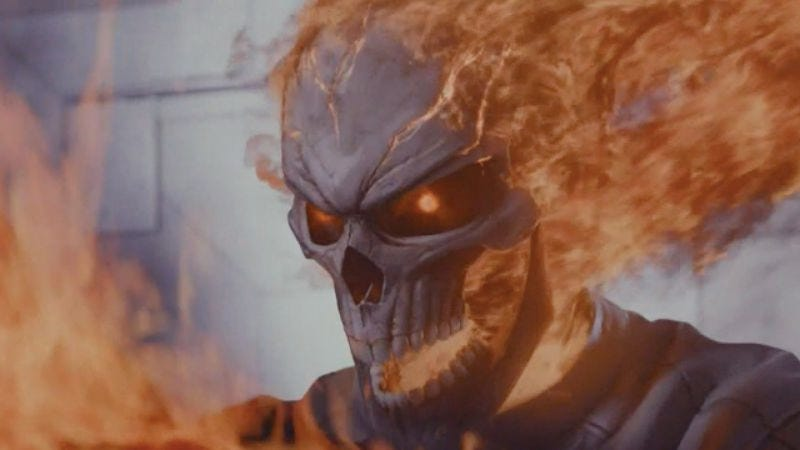 Agents Of S.H.I.E.L.D. takes Ghost Rider's story to a fiery conclusion