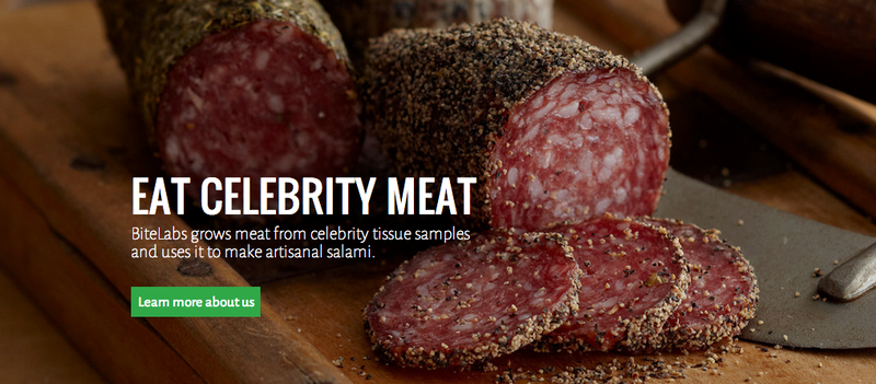 Illustration for article titled Your Next Artisanal Salami Could Be Part Kanye