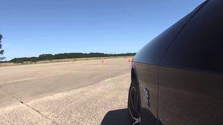 Challenger Autocross Videos