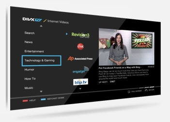 Illustration for article titled LG Home Theater Owners Can Watch 10,000 Videos on DivX TV's Web Portal Now