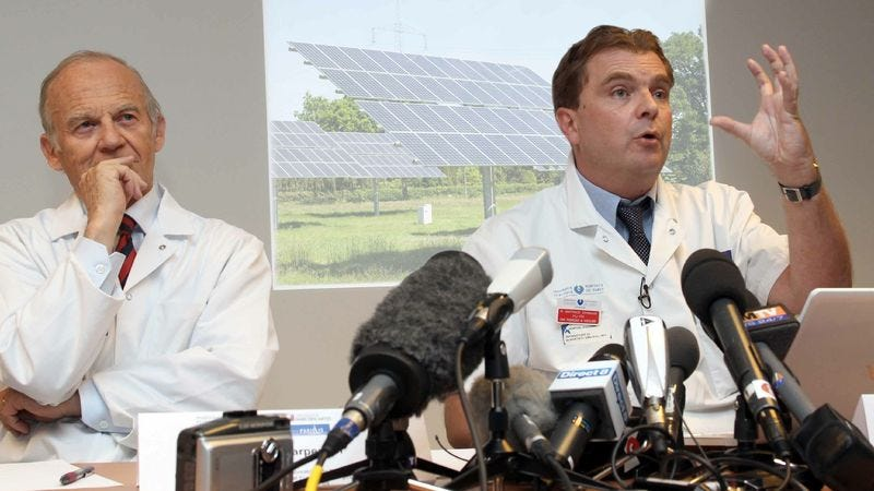 Illustration for article titled Scientists Politely Remind World That Clean Energy Technology Ready To Go Whenever