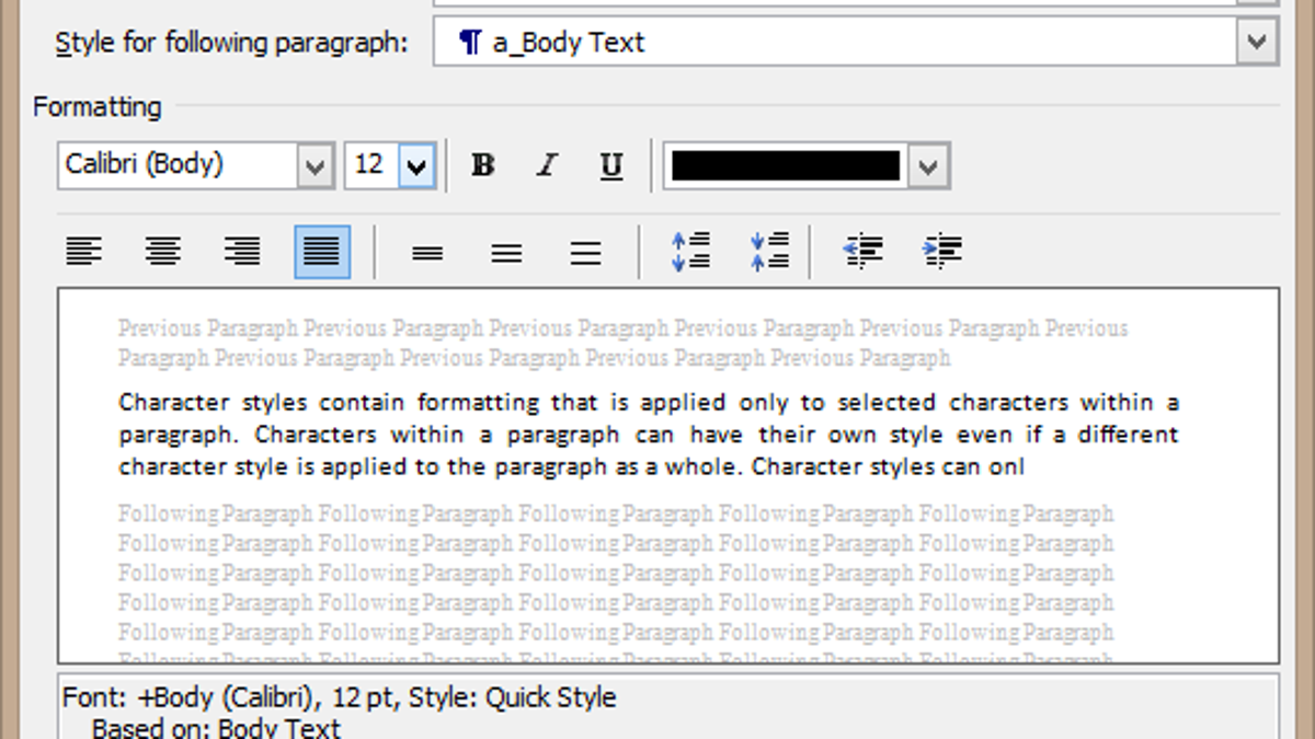 Beyond The Basics Six Tips For Better Formatting In Microsoft Word