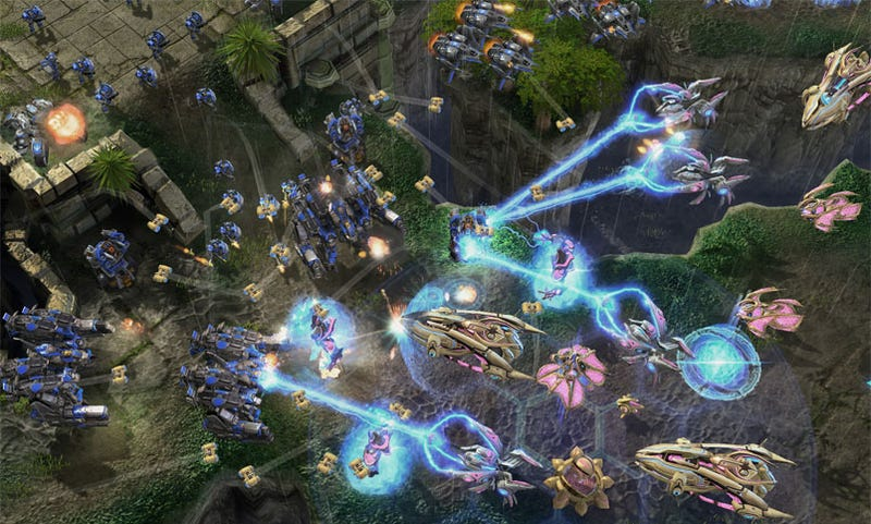 Illustration for article titled StarCraft II Closed Beta Launches This Month