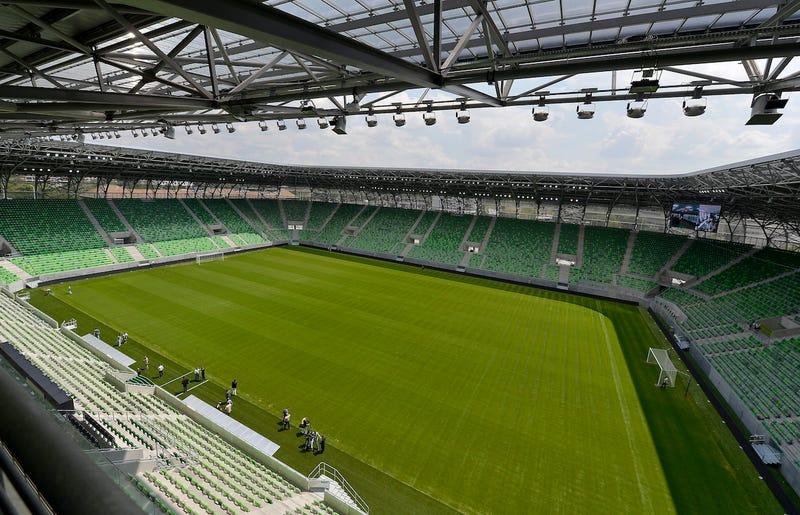 Illustration for article titled És most valami egészen más: elkészült a Ferencváros stadionja