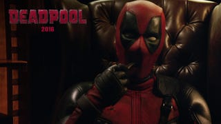 The Teaser For<i>Deadpool</i>'s Trailer is Pure Fourth-Wall-Smashing Greatness