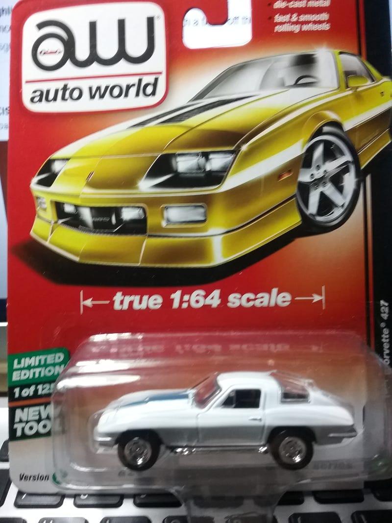 My first Auto World diecast.