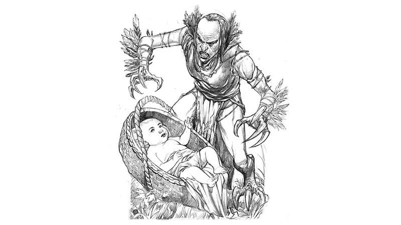 Illustration for article titled Gimme Dat Bebbie