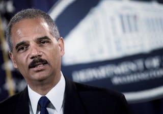 Attorney General Eric H. Holder, Jr.