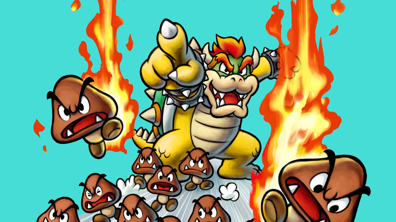 Illustration for article titled Bowser's Inside Story Holds Up Nicely 10 Years Later