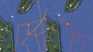 Mary Lee's latest location is on the left; Cisco's is on the right (via screengrab/NBC)
