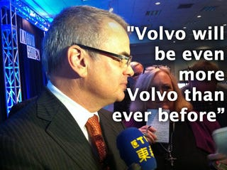 Illustration for article titled Volvo CEO Promises The Most Volvoish Volvo Ever