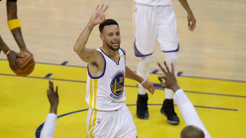 Unbeaten Warriors living up to 'Superteam' label