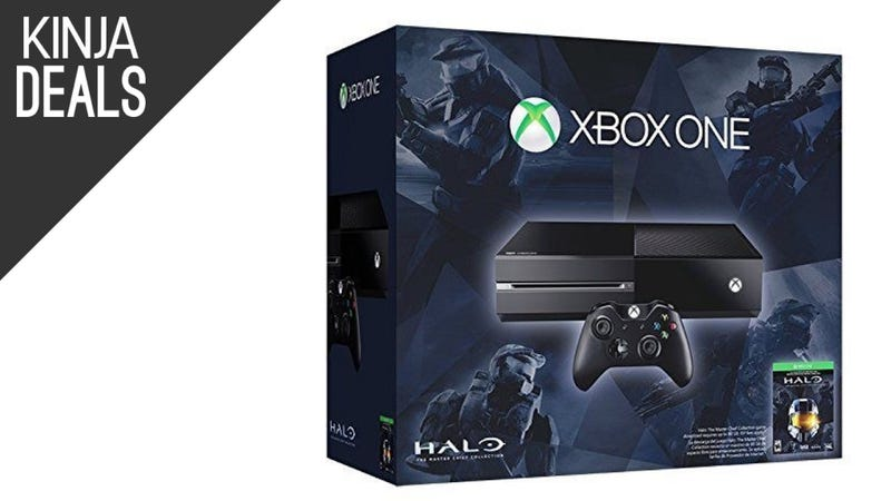 Illustration for article titled Score an Xbox One Bundle For Just $300